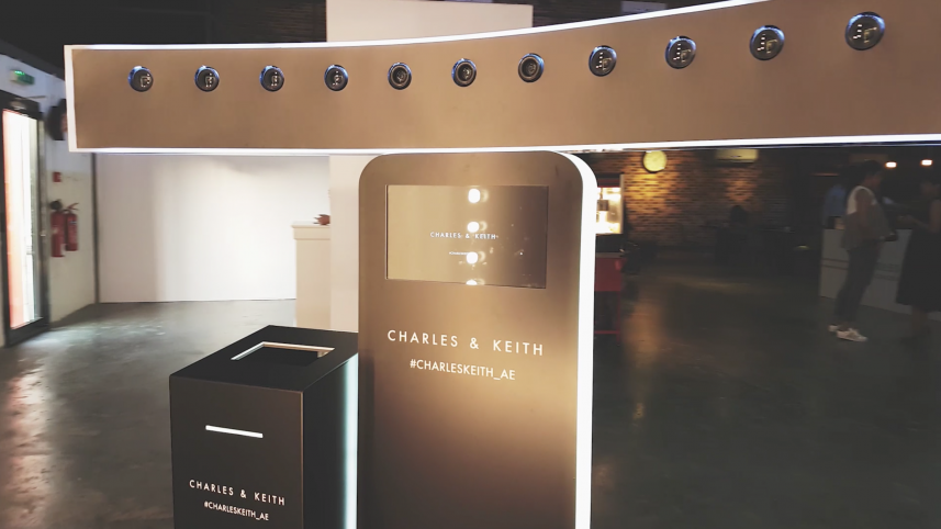 9 Reasons Why Charles Keith Chose A 180 Degree P O Booth
